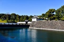 Висок Киото золотой стоковые фотографии rf