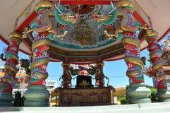 Висок китайца Najasaataichue Стоковое Изображение RF