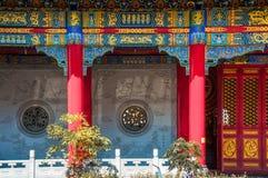 Висок Китая Стоковая Фотография RF