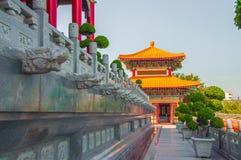 Висок Китая Стоковая Фотография