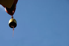 висок колокола буддийский Стоковая Фотография RF