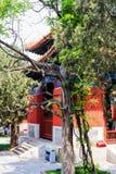 Висок Конфуция, Пекин, Китай стоковое изображение rf