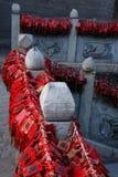 висок Конфуция Стоковая Фотография RF