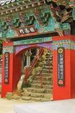 Висок Кореи Пусана Haedong Yonggungsa стоковые изображения rf