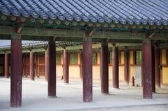 висок Кореи bulguksa южный стоковые изображения rf