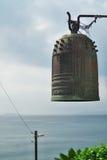 Висок колокол Стоковое Изображение RF