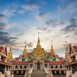 Висок красоты в Таиланде Азии Стоковые Изображения RF