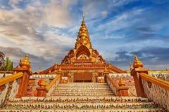 Висок красоты в Таиланде Азии Стоковая Фотография RF