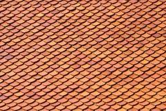 висок крыши агашка Стоковое Фото
