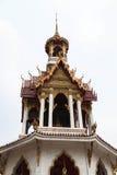 висок крыши церков тайский Стоковые Фото