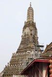 висок крыши церков тайский Стоковое Изображение RF