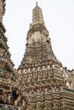 висок крыши церков тайский Стоковые Изображения RF