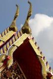 висок крыши bangkok Стоковое Изображение