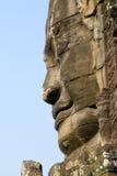 висок лобового профиля bayon стоковые фото