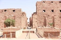 Висок Луксор Karnak Стоковая Фотография RF