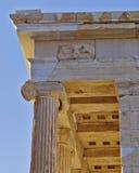 Висок Найк Афины малый, Афины Греция Стоковое Фото