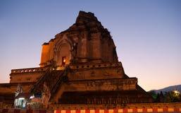 Wat Chedi Luang Стоковые Фотографии RF