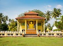 Висок на Шри-Ланке, Цейлон Будды стоковое изображение
