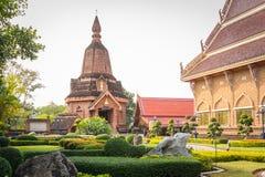 Висок на Loei, Таиланде Стоковые Изображения RF