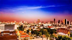 Висок на Rama3 rd Бангкок Стоковые Изображения RF