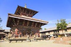 висок Непала changu narayan Стоковая Фотография RF