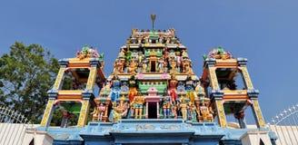 Висок острова Tamilian индусский, Шри-Ланка стоковые изображения rf