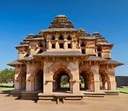 Висок лотоса, Индия Стоковое Изображение RF