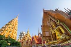 Висок пещеры тигра на Таиланде Стоковое Изображение