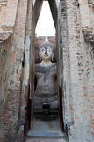 Висок приятеля Sri, Sukhothai, Таиланд Стоковое Изображение