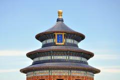 Висок рая, Пекин, Китай Стоковое фото RF