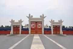 Висок рая, Пекин, Китай Стоковое Фото
