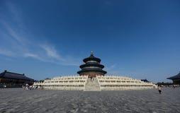 висок рая Пекин Стоковая Фотография RF