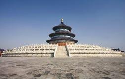висок рая фарфора Пекин Стоковое фото RF