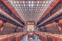 Висок реликвии зуба Будды Стоковое Изображение RF