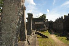 висок руин preah vihear Стоковые Изображения RF