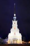 висок святой petersburg собора Стоковая Фотография