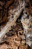 висок святыни Куала Лумпур Малайзии подземелиь подземелья batu индусский нутряной Стоковые Изображения