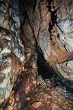 висок святыни Куала Лумпур Малайзии подземелиь подземелья batu индусский нутряной Стоковое Изображение RF