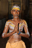висок священника madurai Стоковые Фото