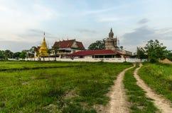 Висок северный Таиланд Стоковое Фото
