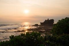 Висок серии Tanah - Бали Индонезия Стоковые Изображения