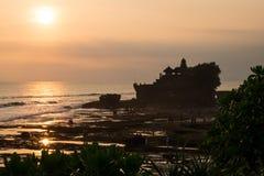 Висок серии Tanah - Бали Индонезия Стоковая Фотография