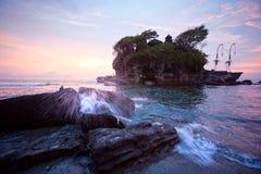 Висок серии Tanah, Бали, Индонесия. стоковое фото rf