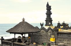 Висок серии Tanah на Бали Стоковое фото RF
