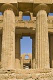 висок Сицилии детали Стоковые Фото