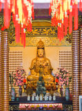 висок статуи Куала Лумпур hou thean Стоковая Фотография RF