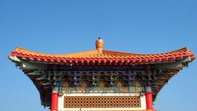 Висок стиля традиционного китайския в Nonthaburi стоковое фото rf
