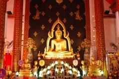 висок Таиланд вероисповедания Стоковые Фотографии RF