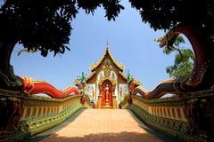 Висок Таиланда искусств Стоковое Фото