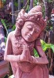 Висок Таиланд статуи Стоковая Фотография RF